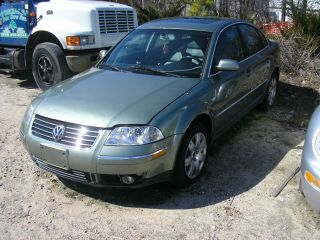 2001 Volkswagen Passat Glx 4 Motion (needs Work) photo