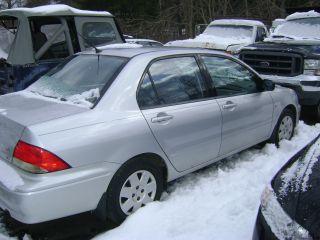 2003 Mitsubishi Lancer Es Sedan 4 - Door 2.  0l photo