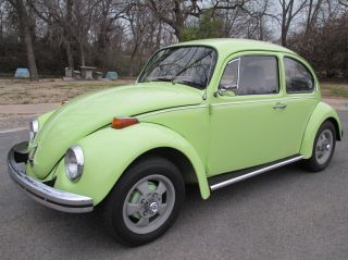 1972 Volkswagen Beetle Body - Off - 1600cc Chromed Motor - Cool photo