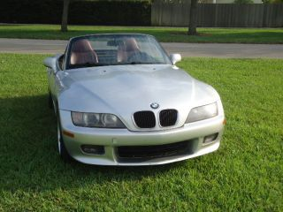 2000 Bmw Z3 Roadster Convertible 2 - Door 2.  5l photo