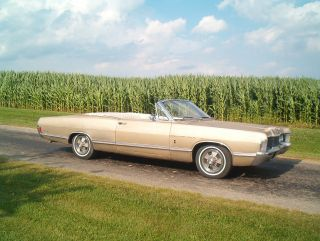 1968 Mercury Park Lane Convertible Loaded photo