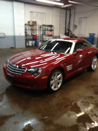 2004 Chrysler Crossfire Base Coupe 2 - Door 3.  2l photo