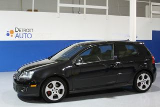 2008 Volkswagen Gti Base Hatchback 2 - Door 2.  0l photo