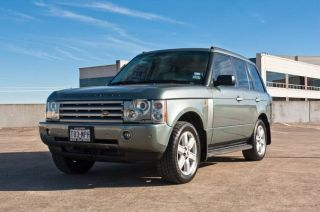 2003 Land Rover Range Rover 4.  4l Bmw Engine Great Vehicle. photo