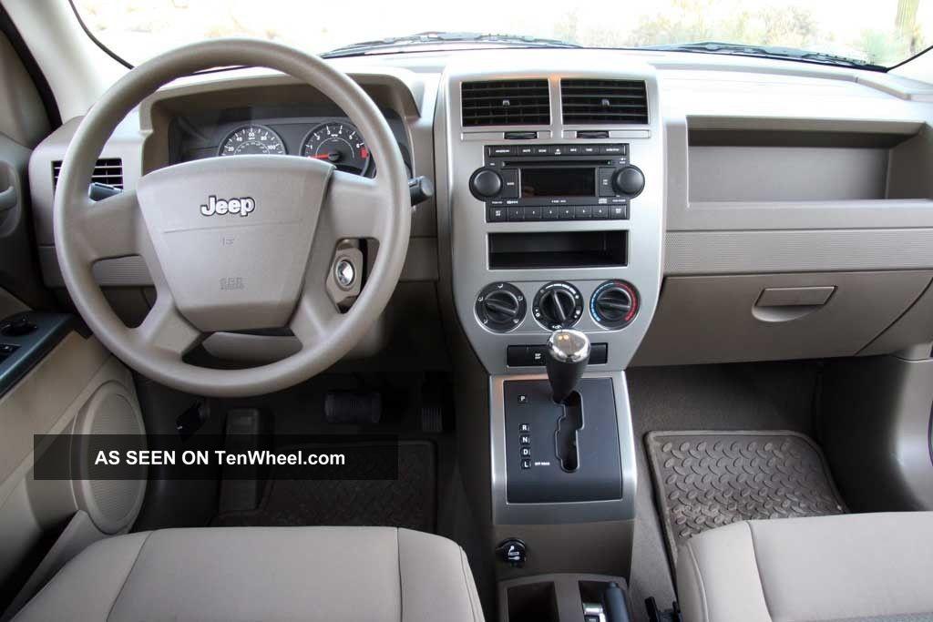 2008 Jeep Patriot Sport Sport Utility 4 Door 2 4l