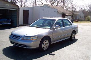 2002 Honda Accord 4 Door All Power Options photo