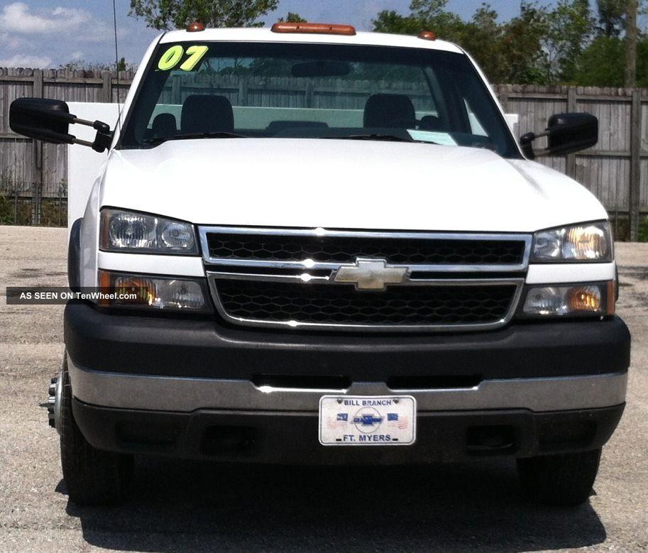 2007 Chevy 3500 Work Truck