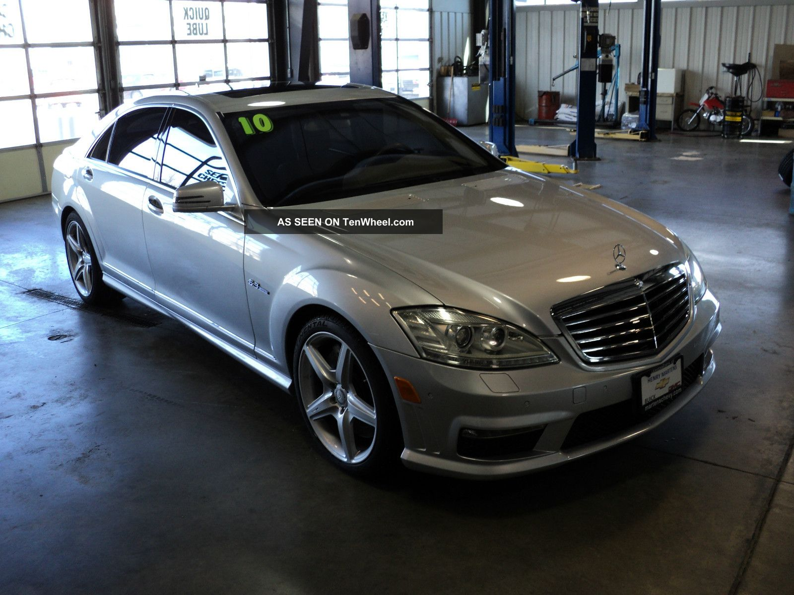 2010 mercedes benz s63 amg base sedan 4 door 6 3l for 2010 mercedes benz s63 amg