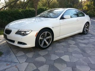 2008 Bmw 650i Coupe 2 - Door 4.  8l photo