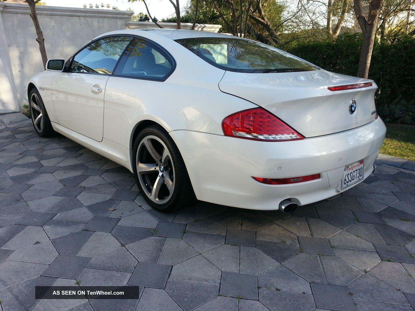 Bmw I Coupe Door L - 2008 bmw 650i price