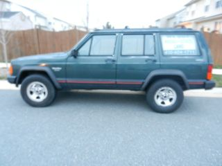 1994 Jeep Cherokee Sport Sport Utility 4 - Door 4.  0l photo