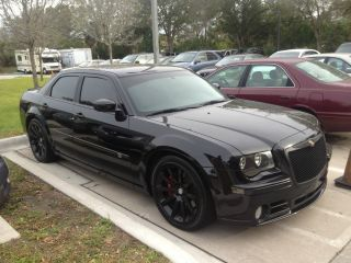 2009 Chrysler 300 C Srt8 Sedan 4 - Door 6.  1l photo