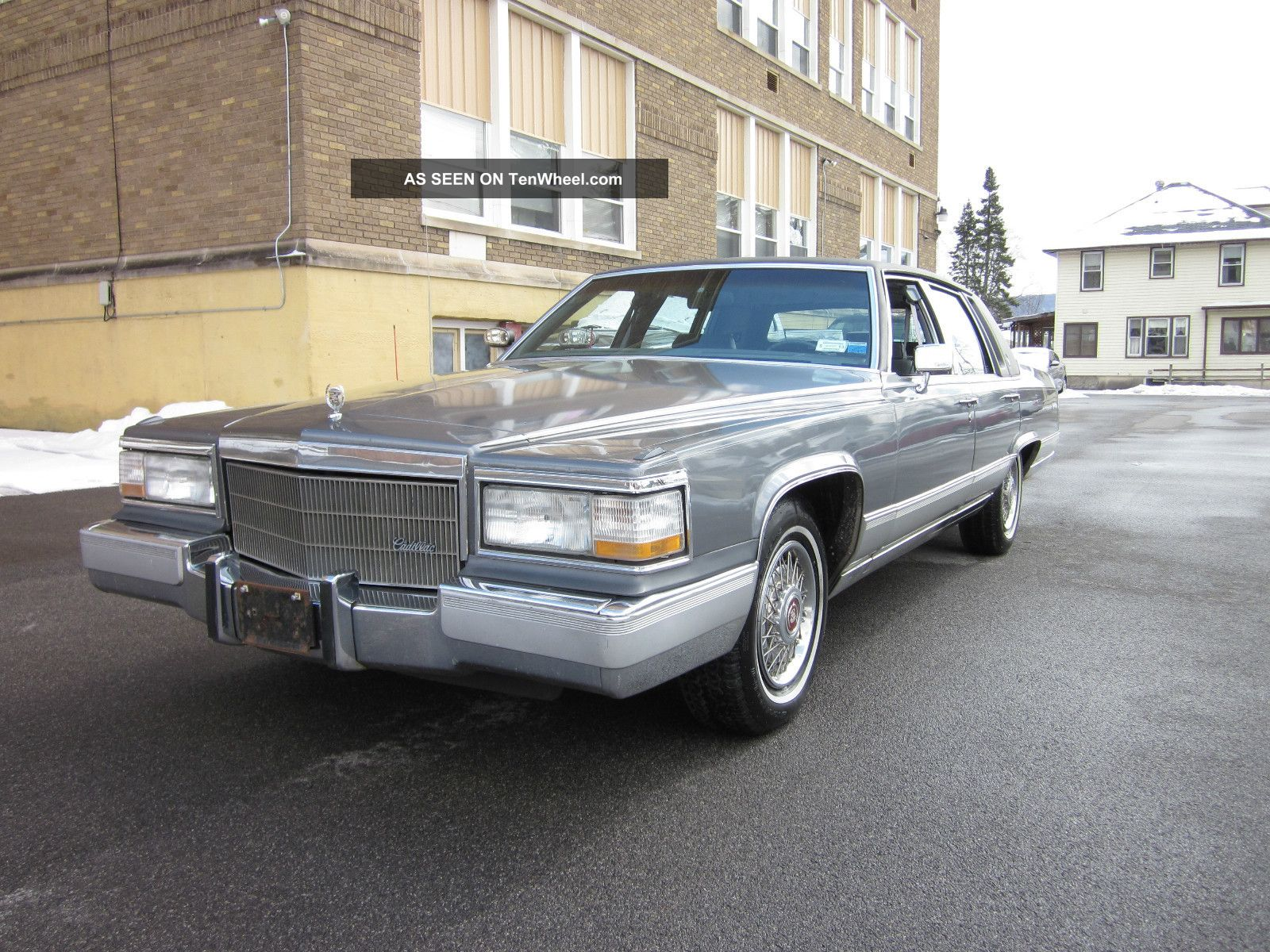 1990 cadillac fleetwood brougham fleetwood photo. Cars Review. Best American Auto & Cars Review