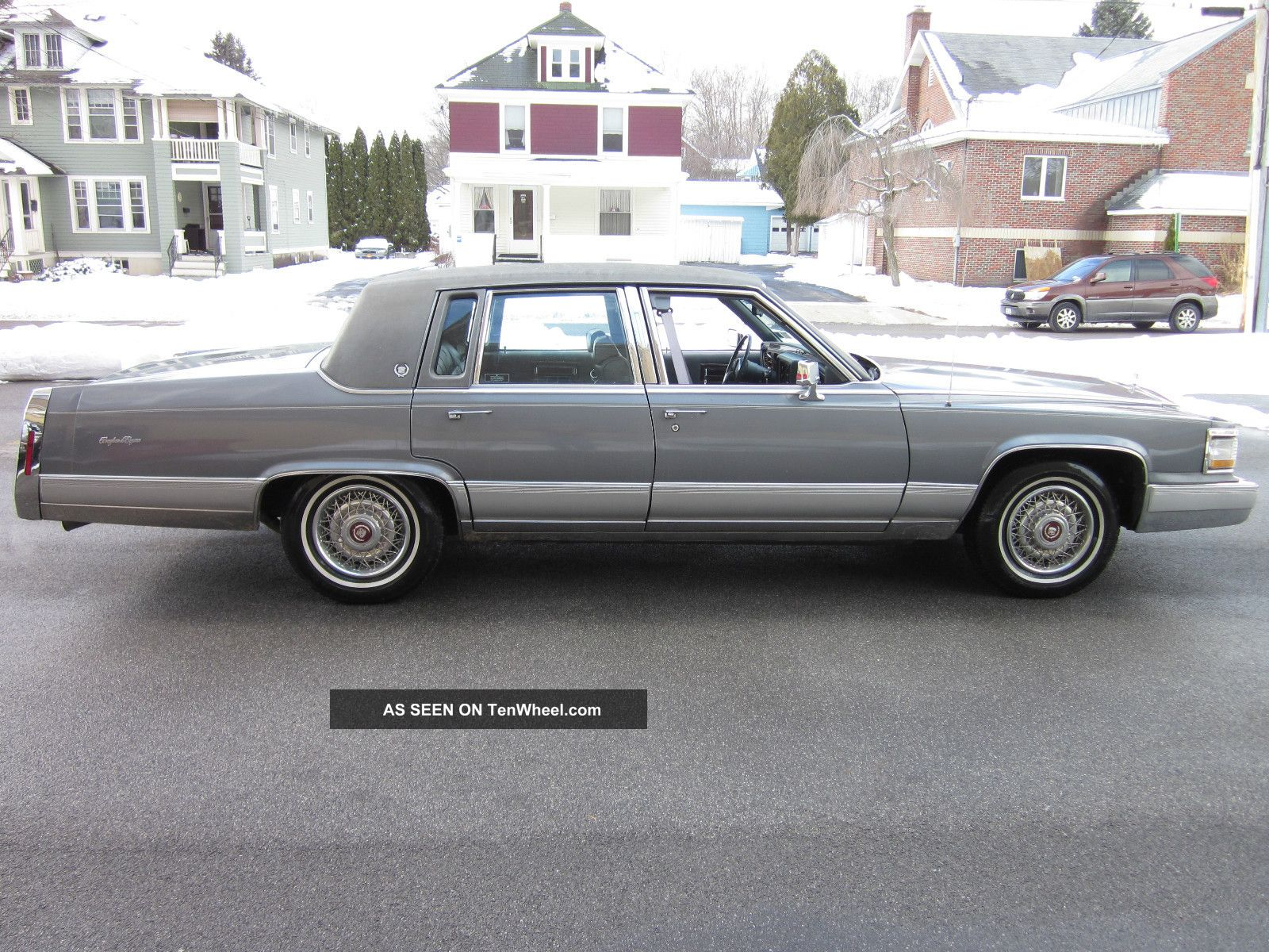 1990 cadillac fleetwood brougham fleetwood photo 4. Cars Review. Best American Auto & Cars Review