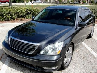 2004 Lexus Ls430 Custom Luxury Pack. .  Back Up photo