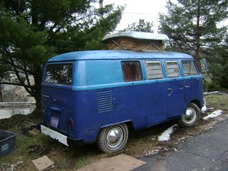 1966 Voltswagen Campmobile photo
