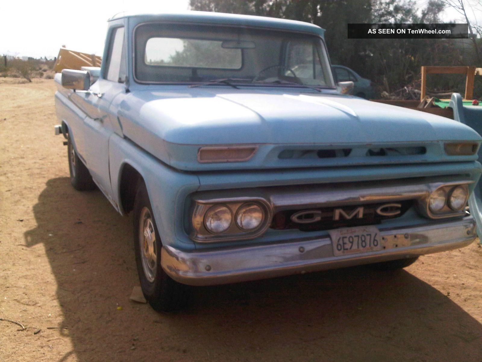 1964 Gmc Truck : Gmc truck