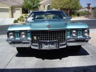 1971 Coupe De Ville,  55,  000 Mi. ,  All photo