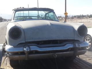 1952 Lincoln Capri Convertible Classic Hot Rod Rat Rod Drop Top 2 Door Project photo