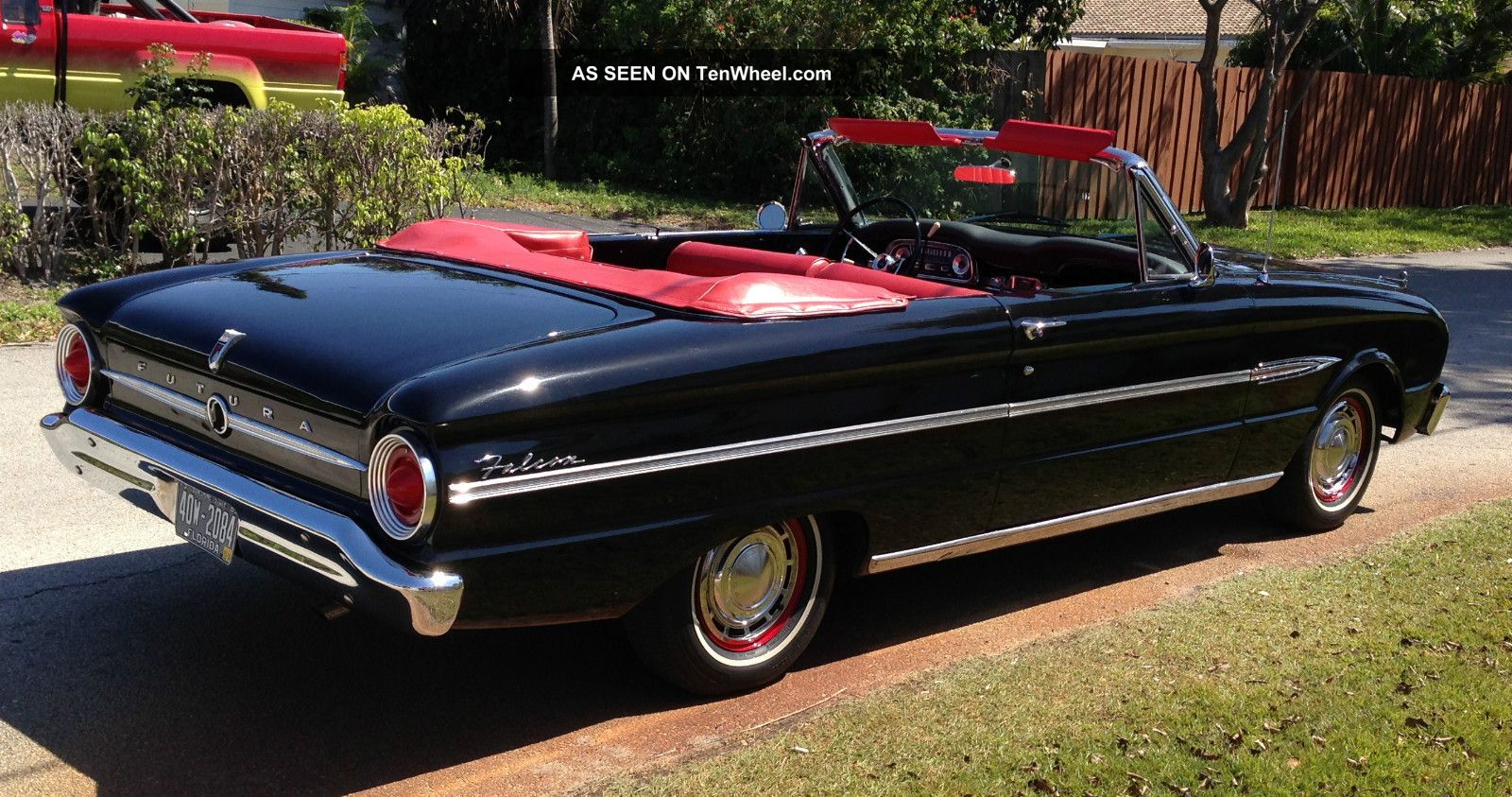 9628 1963 ford falcon convertible on 1963 ford falcon sprint convertible for sale