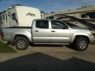 2005 Toyota Tacoma Pre Runner Crew Cab Pickup 4 - Door 4.  0l photo