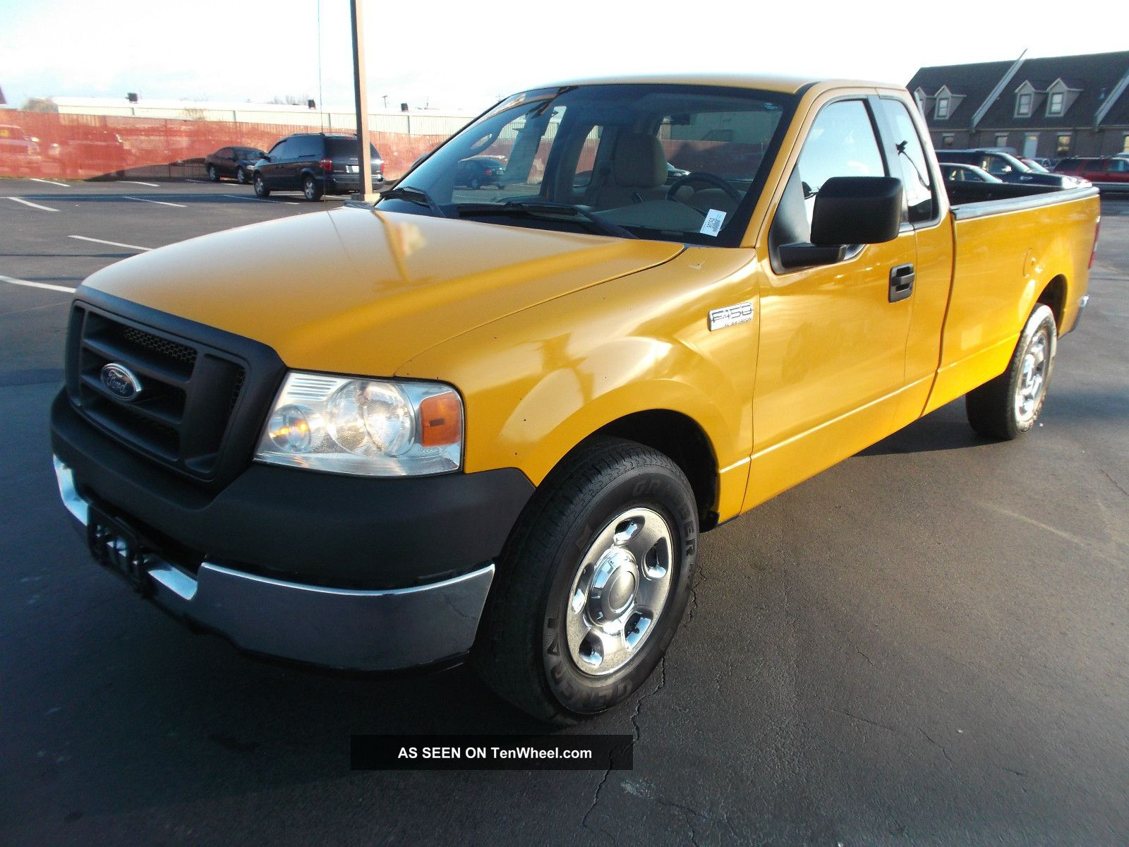 2005 ford f 150 xl regular cab work truck