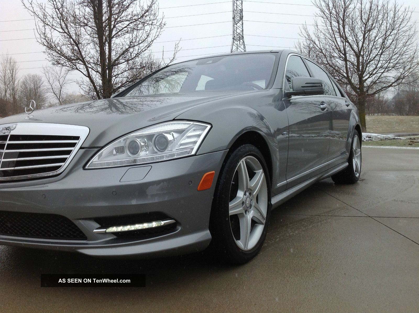 2010 mercedes benz s400 hybrid sedan 4 door 3 5l for Mercedes benz hybrids