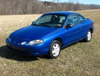 1999 Ford Escort Zx2 Cool Coupe Coupe 2 - Door 2.  0l photo