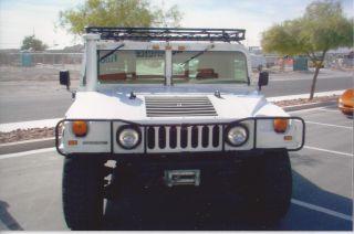 1996 Am General Hummer Base Sport Utility 2 - Door 6.  5l photo