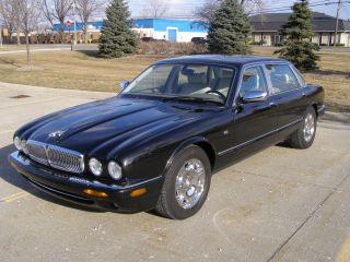 2001 Jaguar Xj8 Base Sedan 4 - Door 4.  0l photo