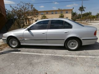 Bmw 540 - I,  1998.  5 - Series 8 Cyl.  4dr,  Power Seats.  P / W,  Pl,  Ac,  $2300 photo