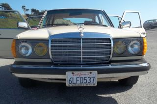 Mercedes Benz 240 Diesel W123 1981 photo