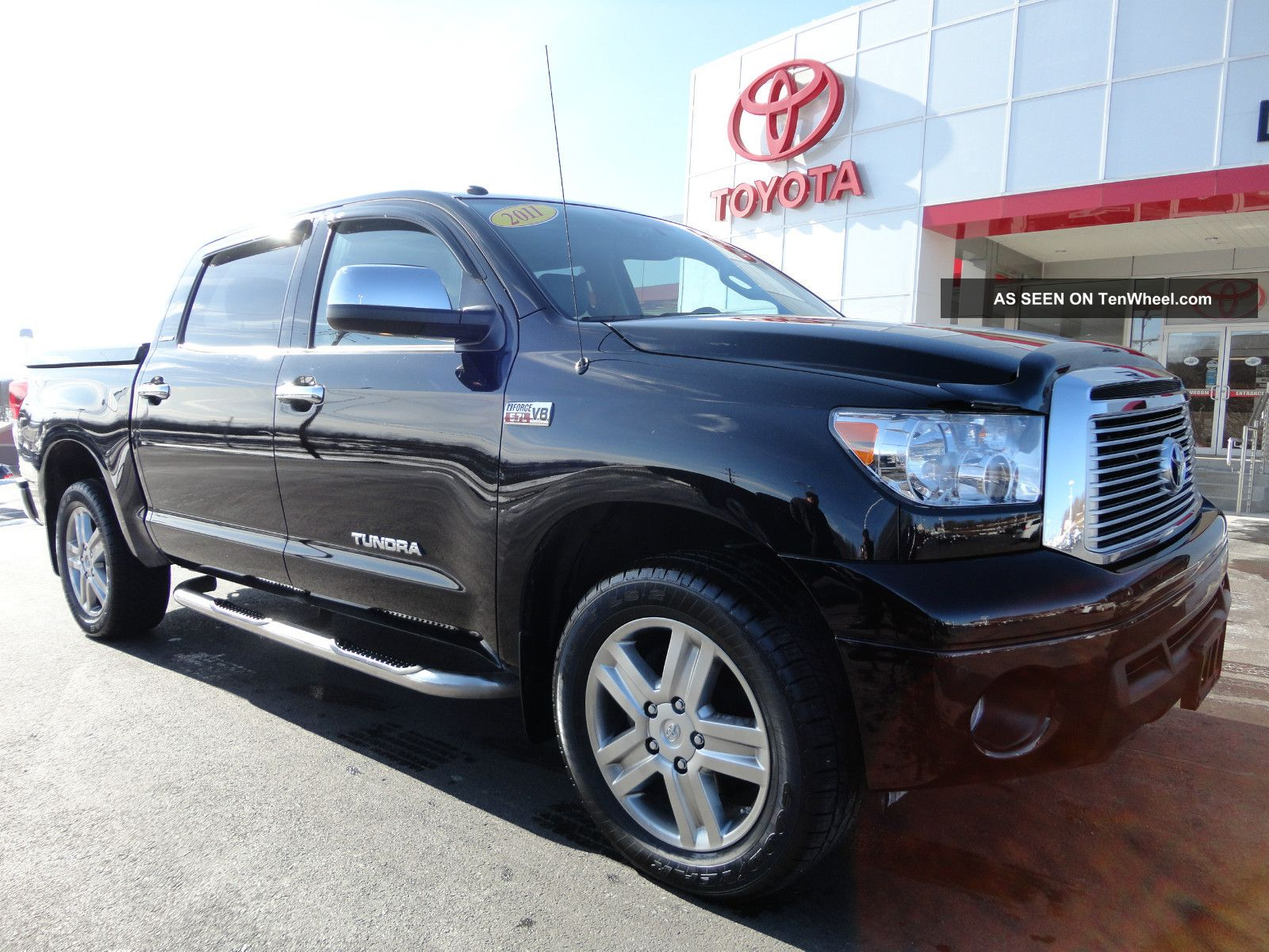 specifications 2011 toyota tundra crewmax 4x4 limited 5. Black Bedroom Furniture Sets. Home Design Ideas