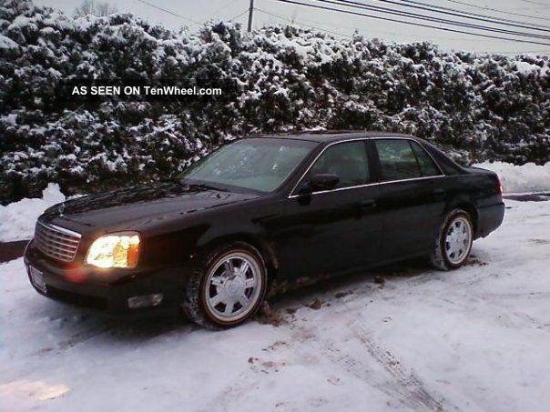 2004 Cadillac Deville DeVille photo