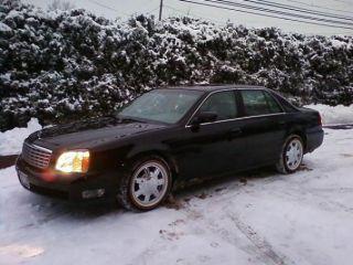 2004 Cadillac Deville photo
