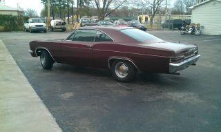 1966 Chevrolet Impala Ss photo
