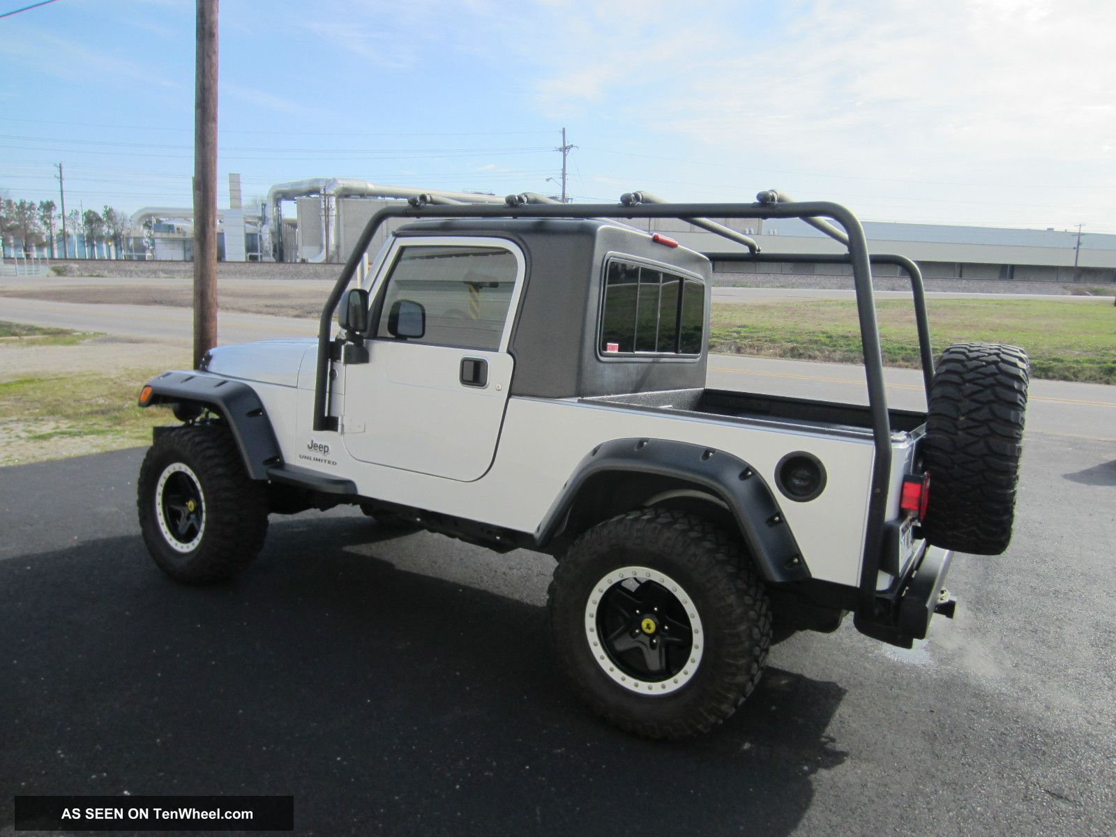 2006 jeep wrangler unlimited sport utility 2 door 4 0l. Black Bedroom Furniture Sets. Home Design Ideas