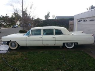 1965 Cadillac Fleetwood 75,  One Of Less Than 800 Made photo