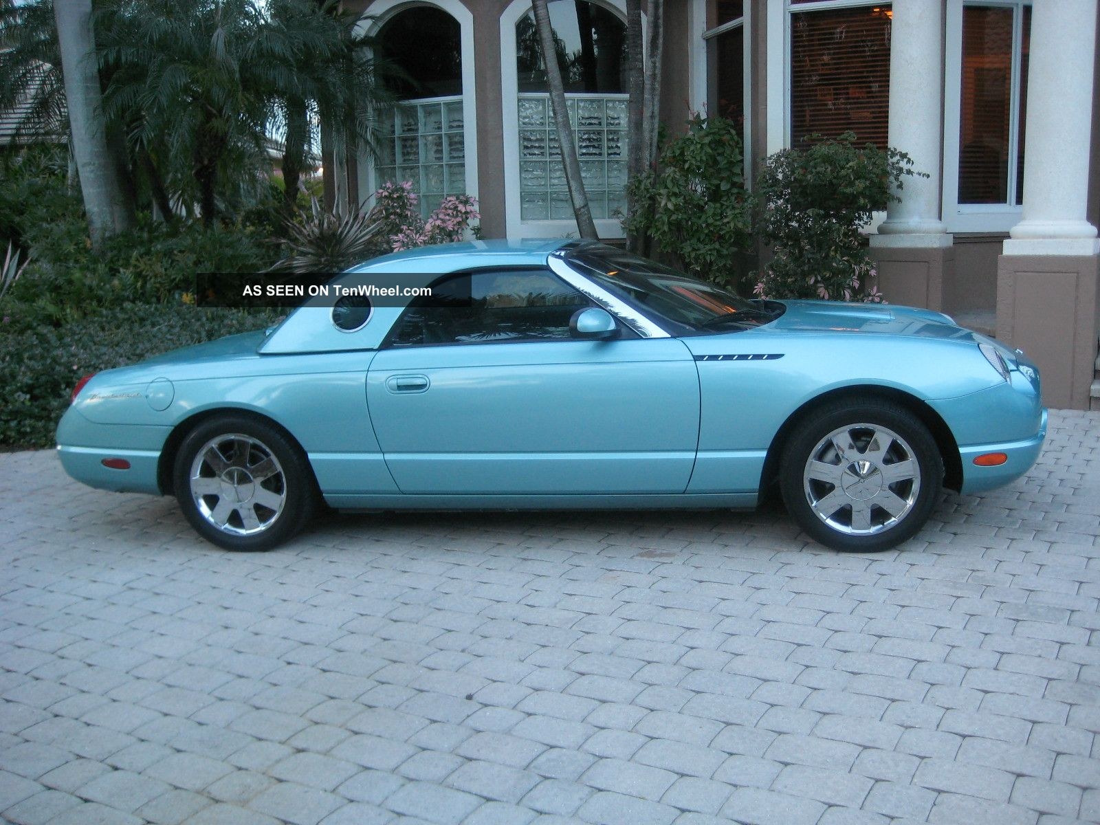 2002 ford thunderbird hard top convertible. Cars Review. Best American Auto & Cars Review