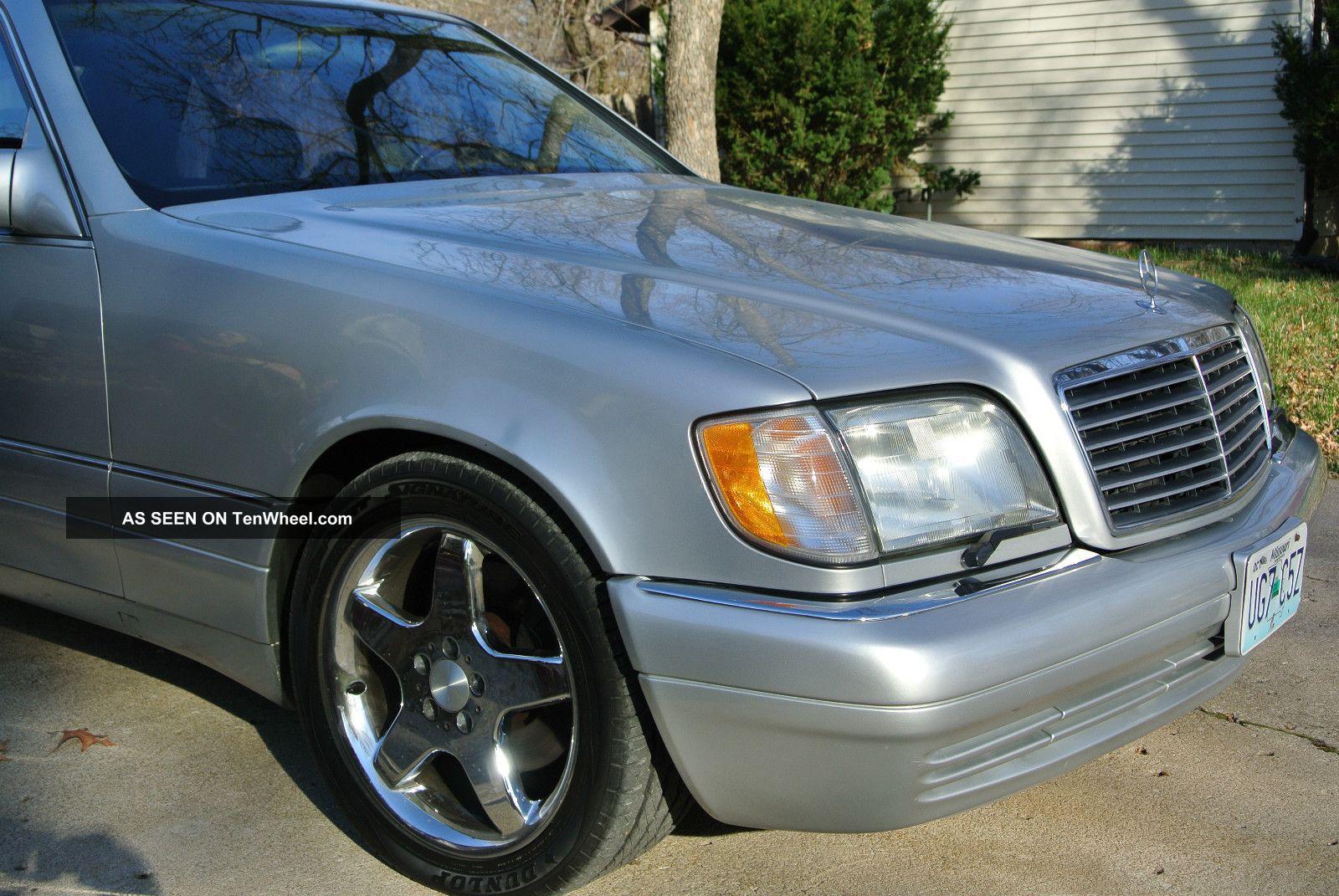 1995 mercedes benz s600 base sedan 4 door 6 0l for 1995 mercedes benz s600 coupe