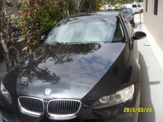 2007 Bmw 335i Base Coupe 2 - Door 3.  0l photo