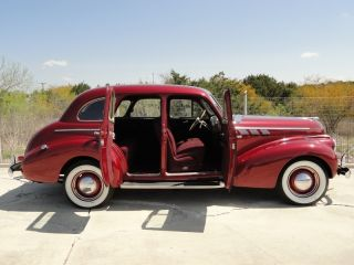 1940 Pontiac 4 Door Sedan - - Suicide Doors photo