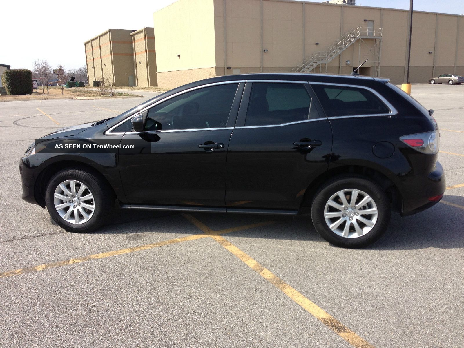 2010 mazda cx 7 sport sport utility 4 door 2 5l. Black Bedroom Furniture Sets. Home Design Ideas