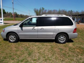 2006 Mercury Monterey Luxury Mini Passenger Van 4 - Door 4.  2l photo