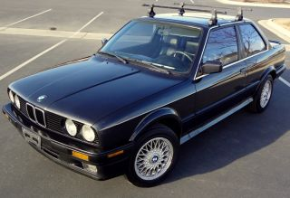 1990 Bmw 325ix,  5 - Speed,  Awd E30,  Rare, . photo
