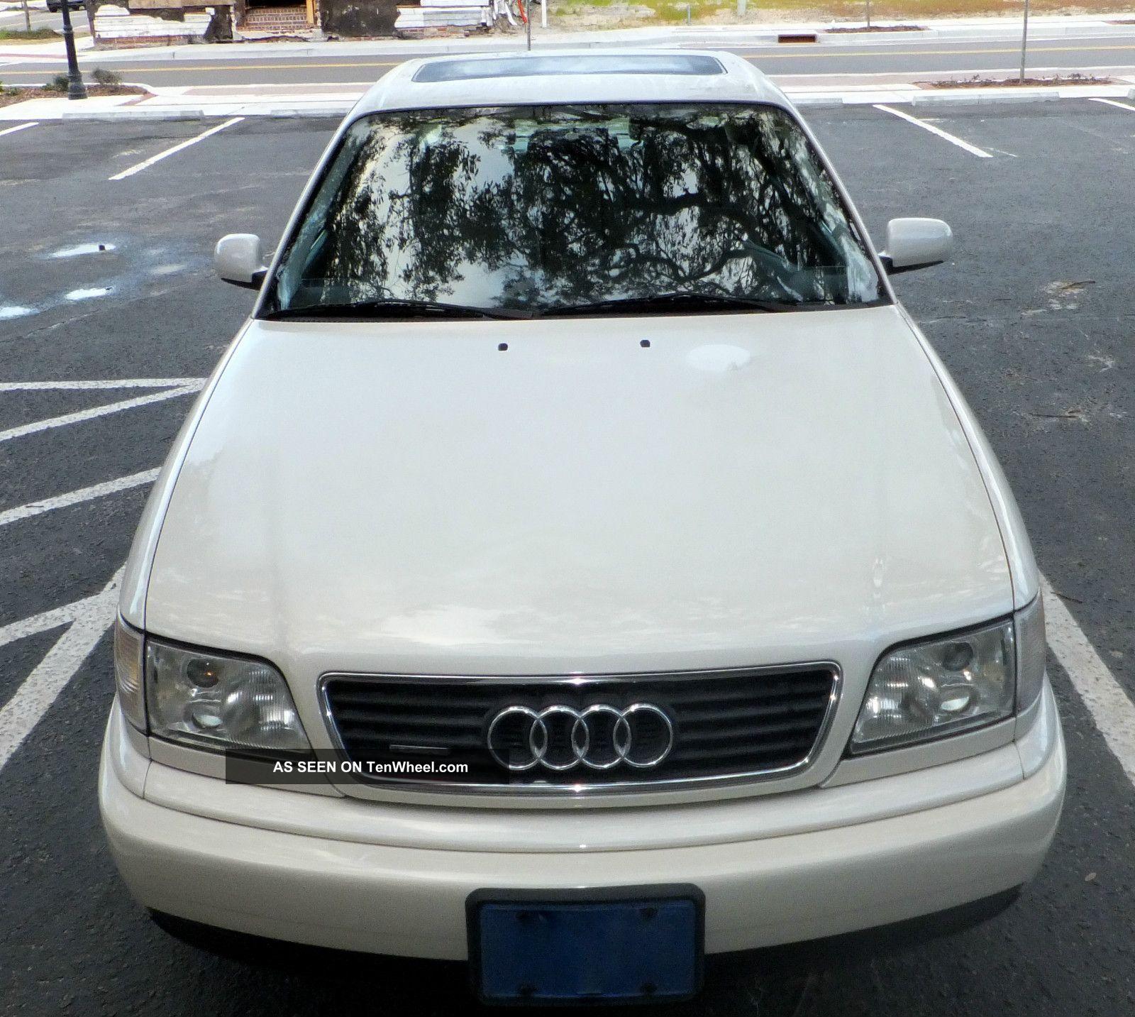 1995 Audi A6 Quattro Base Sedan 4