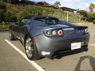 2008 Tesal Roadster photo