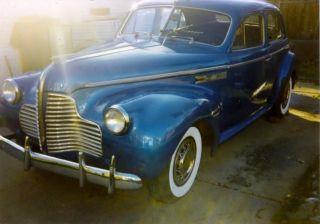 1940 Buick photo