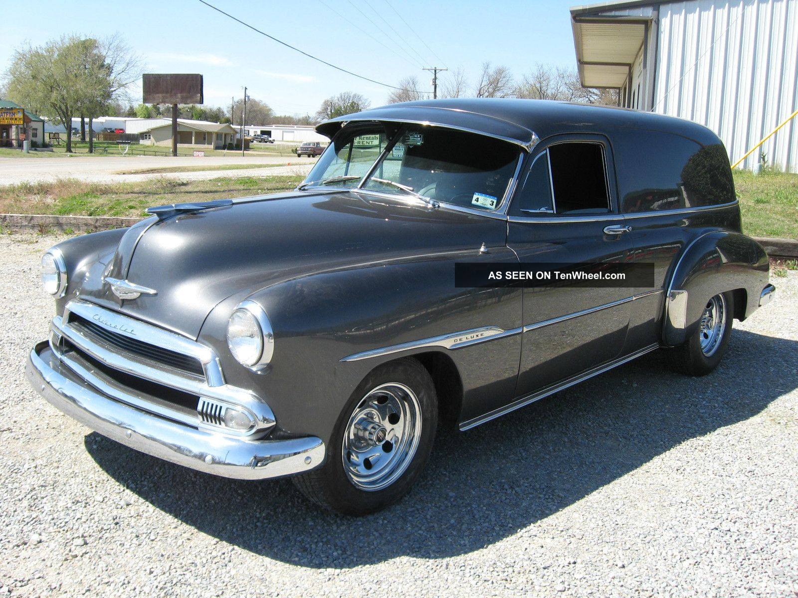 1950 Chevy Panel Truck Craigslist   Upcomingcarshq.com