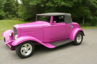 1932 Ford Cabriolet Henry Steel photo